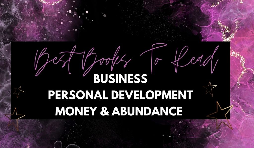 Best Business & Personal Development Books To Read in 2021