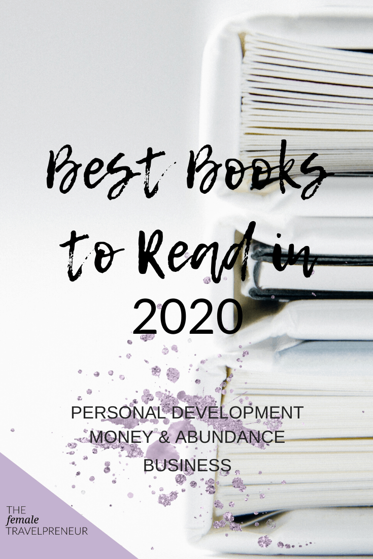 Best Books to Read in 2019 (personal development, mindset, entrepreneurship, money)