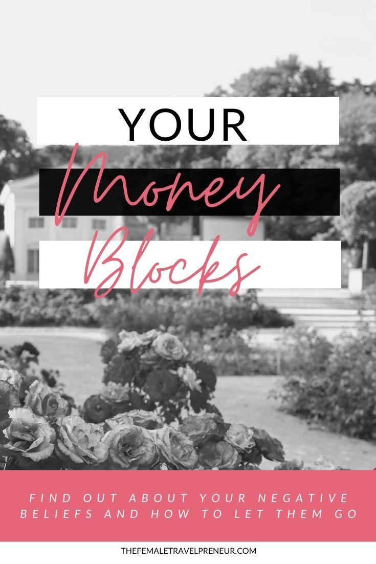 How To Release Money Blocks